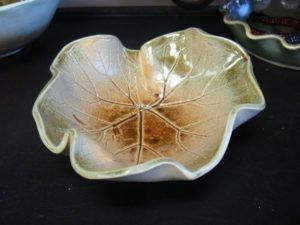 Gourd Leaf Bowl Dec 2014