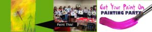 Painting Party-Dragonfly Dreams @ Yellow Cottage Studios | Poteau | Oklahoma | United States