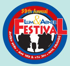 Lum &  Abner Festival - Mena Ar @ Janseen Park, Mena AR
