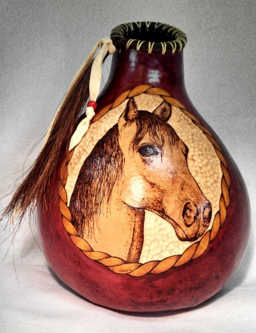 SOLD - Horse Head